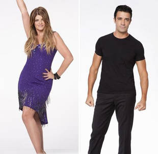 Why Kirstie Alley and Gilles Marini Went Home on DWTS All-Stars Week 8