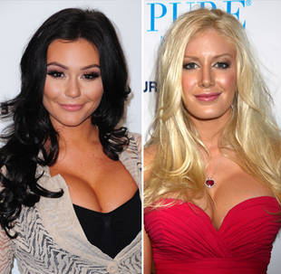 JWOWW vs. Heidi Montag: Which Reality Star Has the Best Boobs? (PHOTOS)