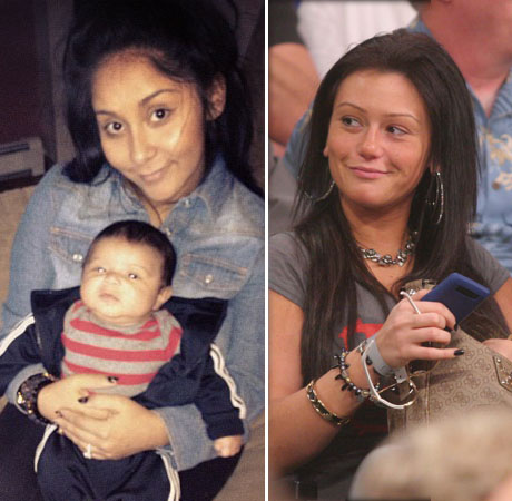 Snooki vs. JWOWW: Who Looks Better Without Makeup? (PHOTO)