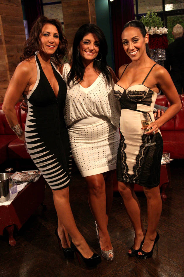 Melissa Gorga Says Caroline Manzo and Kathy Wakile Are Returning For The Real Housewives of New Jersey Season 5!