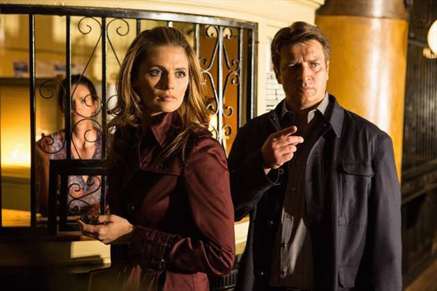 "Castle Spoiler: Which Member of the 12th Precinct Hides From the Cameras in ""Swan Song""? — Exclusive"