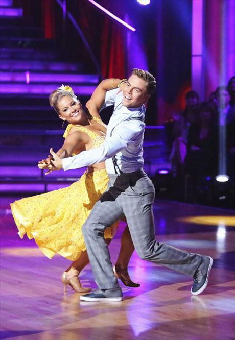 Why Shawn Johnson and Derek Hough Will Win DWTS All-Stars