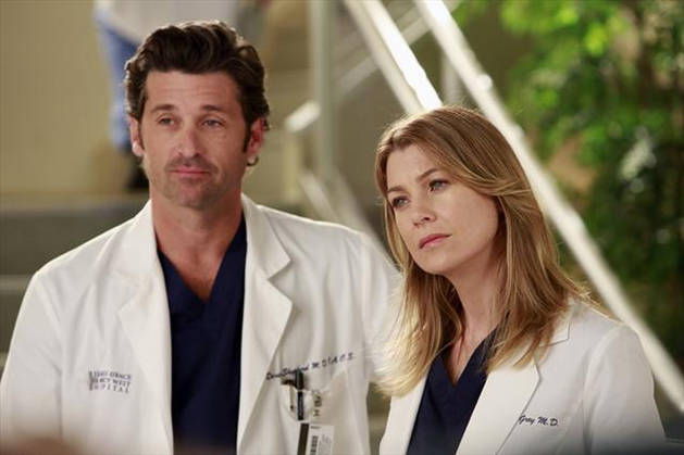 Grey's Anatomy Spoiler: Is This The Face of the New EMT? (PHOTO)