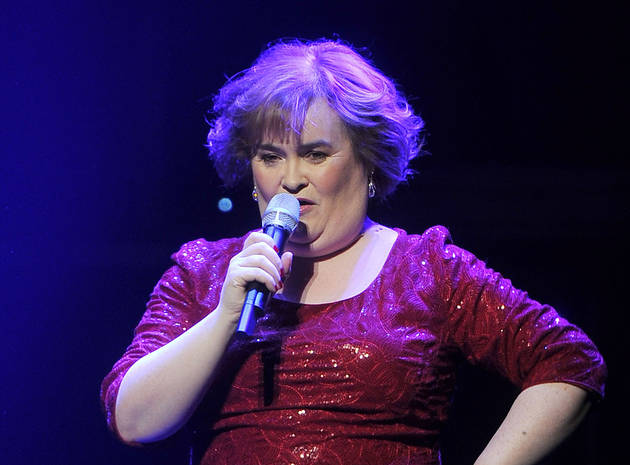 """Susan Boyle Movie in the Works, Based on the """"I Dreamed a Dream"""" Superstar's Life"""