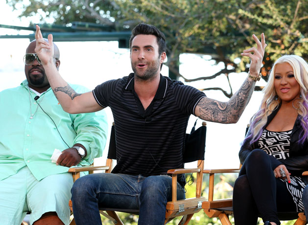 Who Is Adam Levine Voting For in 2012? The Voice Coach Shares His Presidential Pick