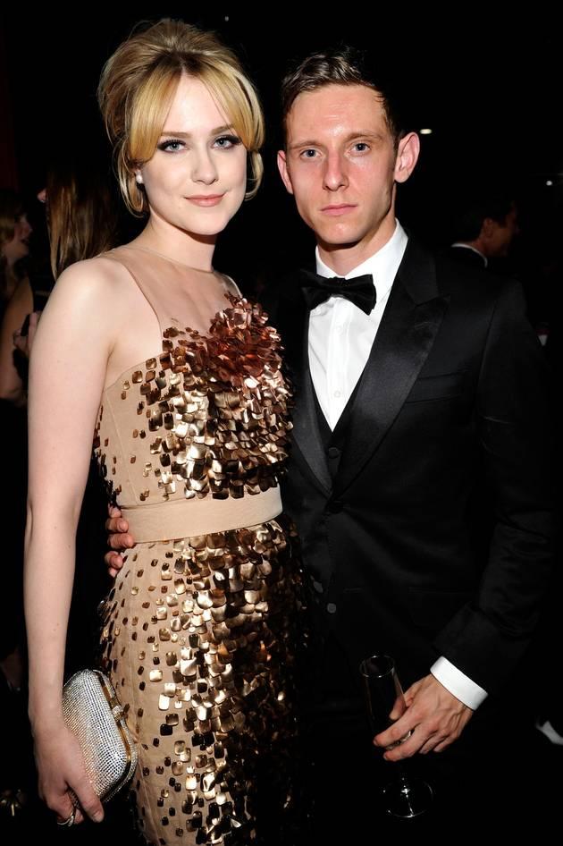 Evan Rachel Wood and Her Husband, Jamie Bell, Were Robbed Over the Weekend!