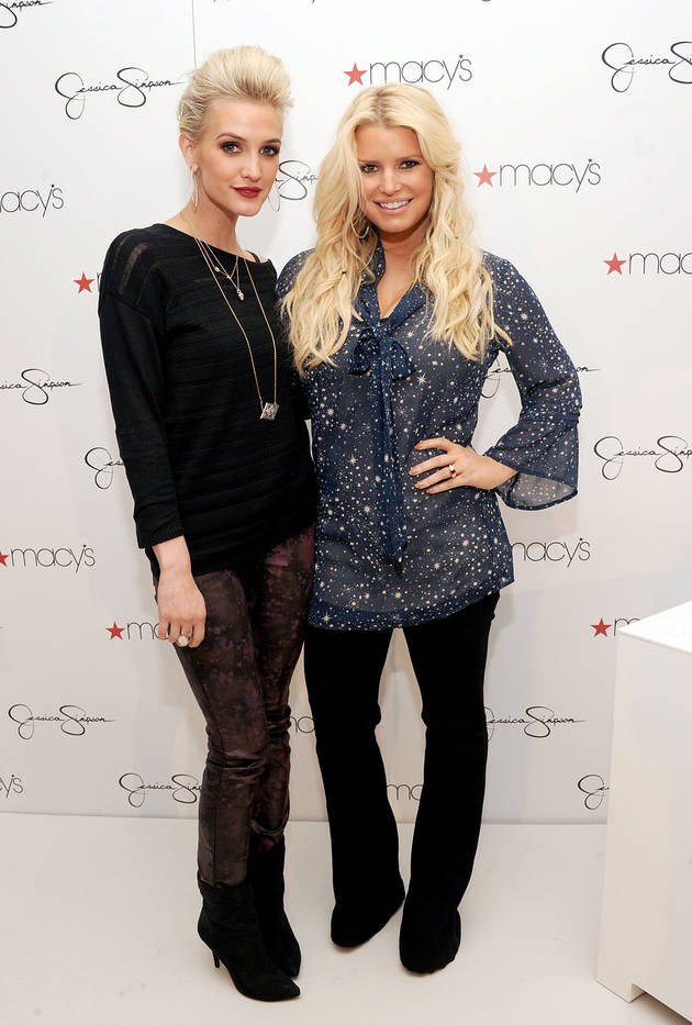 Ashlee Simpson and Boardwalk Empire Boyfriend Break Up: Report