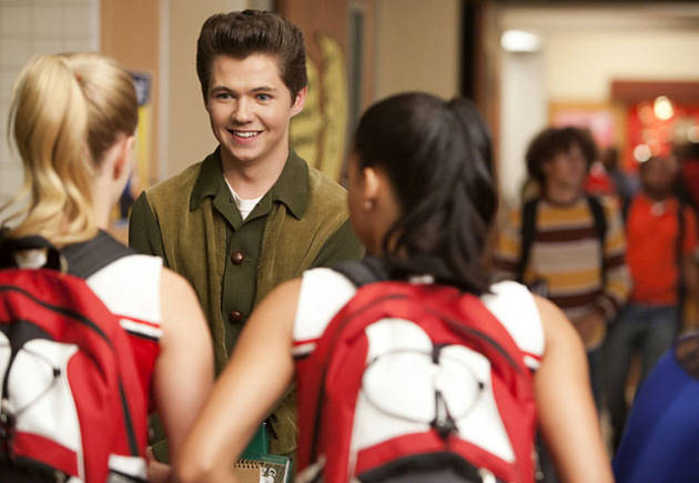 Glee Season 4 Speculation: Is Damian McGinty Returning for the Christmas Episode?