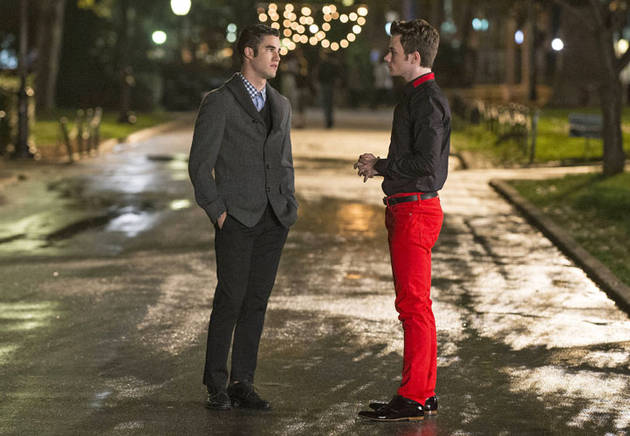 "Blaine and Eli's Glee Cheating Scandal: What We'll Learn in ""Dynamic Duets"""