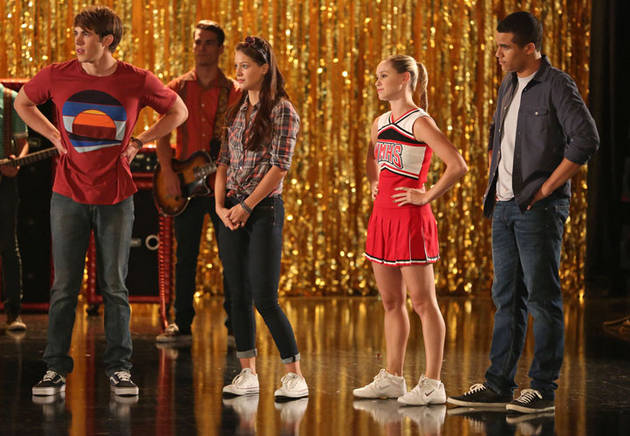 "Glee Season 4 Music Spoilers: First Listen and Full Song List From Episode 5: ""The Role You Were Born to Play"" — Leaked"