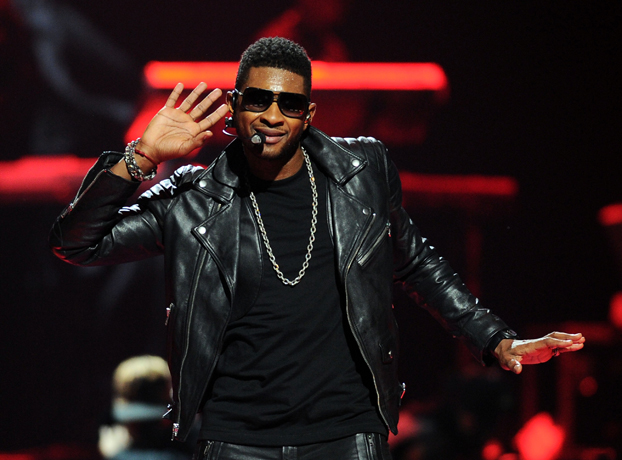 How Old Is Usher?