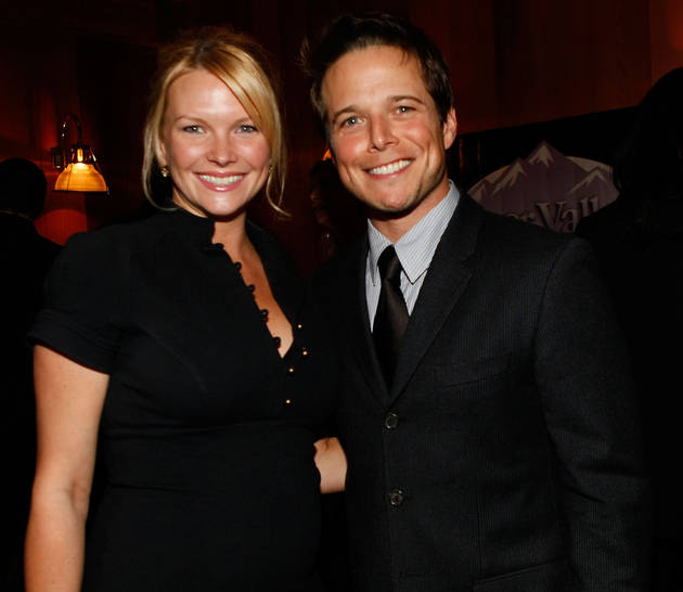 Scott Wolf Welcomes Second Child, Family Now A Party of Four!