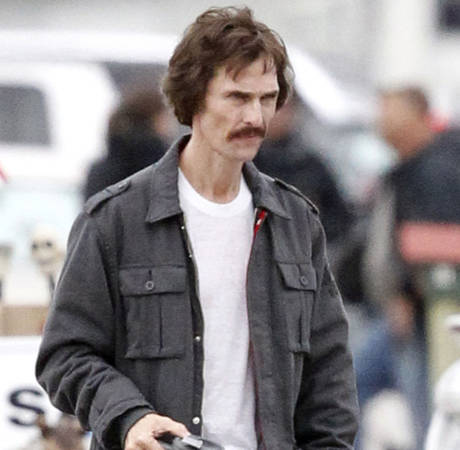 Slender Matthew McConaughey Says His First Post-Weight Loss Meal Will Be THIS