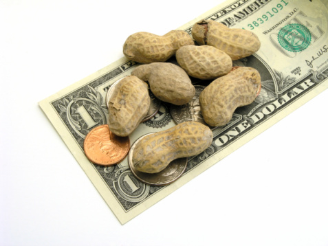 Weird But True: Study Shows Wealthy Kids More Prone To Peanut Allergies