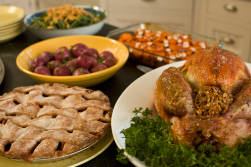 How Long Will Thanksgiving Leftovers Keep?