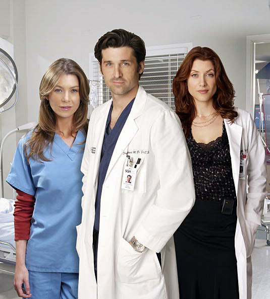 The Hottest Grey's Anatomy Love Triangles of All Time
