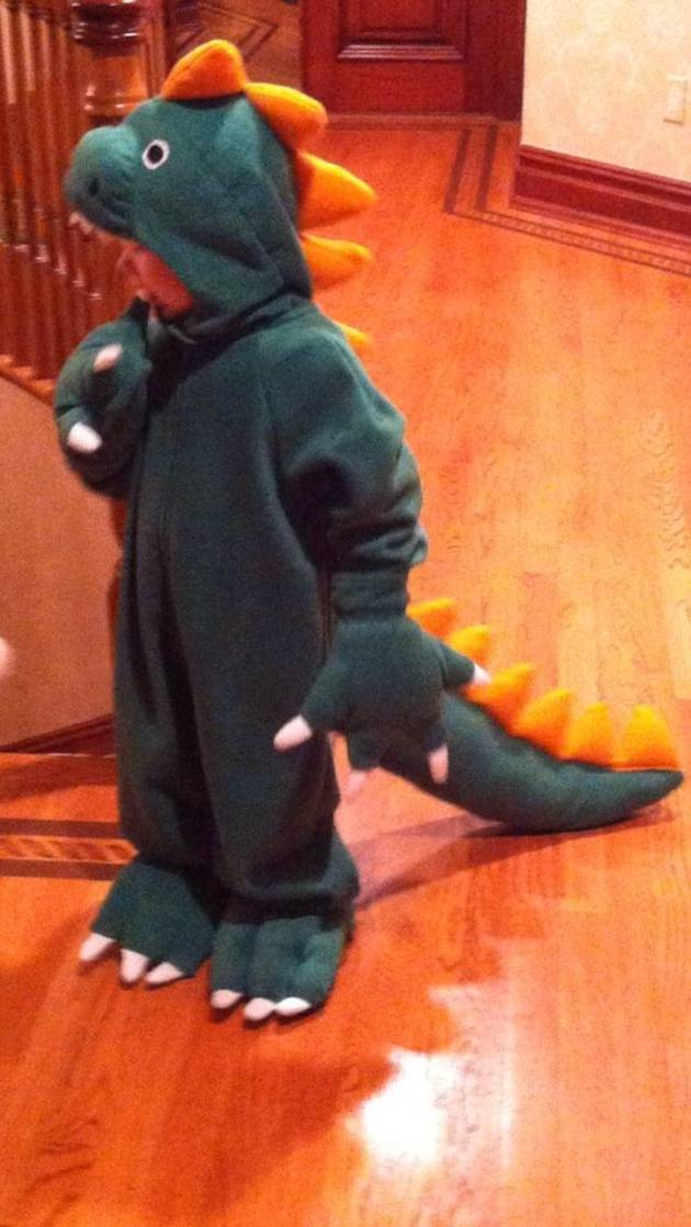 Jacqueline Laurita's Son Nick Dresses Up for Halloween: Check Out His Adorable Costume! (PHOTO)