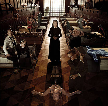 "American Horror Story: Asylum Spoiler: Ryan Murphy Teases ""the Most Disturbing Scene We've Ever Done"" – Exclusive"