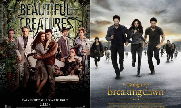 Beautiful Creatures vs. Twilight: Which Supernatural Saga Reigns Supreme? (VIDEO)