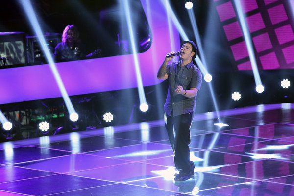 Who Is Bryan Keith From The Voice Season 3?