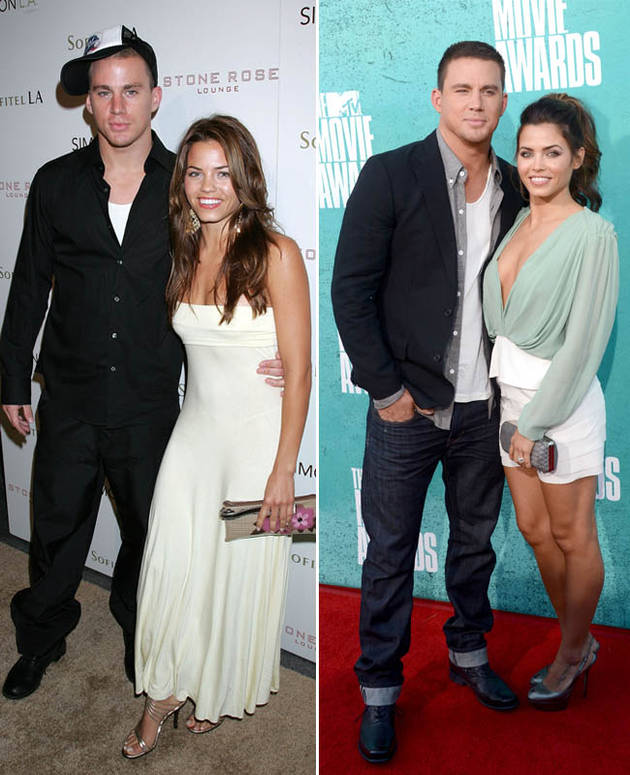 Photographic Evidence That Channing Tatum and Wife Jenna Dewan Haven't Aged in Six Years