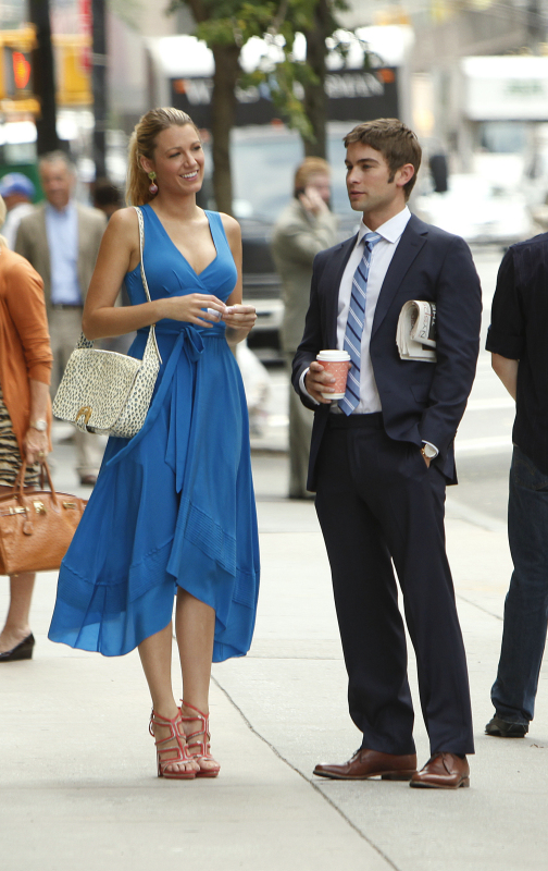 Blake Lively and Chace Crawford's Surprising Romantic Connection