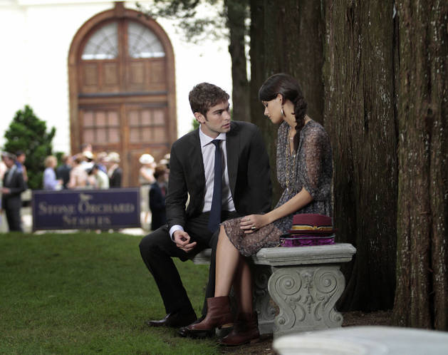 """Top 3 OMG Moments From Gossip Girl Season 6, Episode 4: """"Portrait of a Lady Alexander — Low Voices and Missing Organs"""