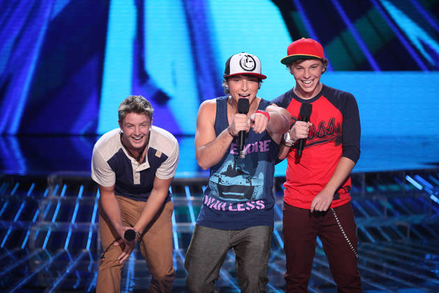 Does X Factor Boy Band Emblem3 Owe Their Success to America's Got Talent Producers?