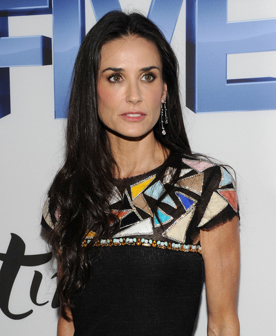 Demi Moore Uses Blood-Sucking Leeches For Beauty: How Far Would You Go to Look Good?