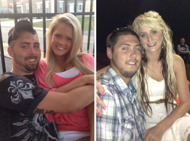 Corey Simms and Jeremy Calvert: Are Leah Messer's Men Separated at Birth? (PHOTOS)