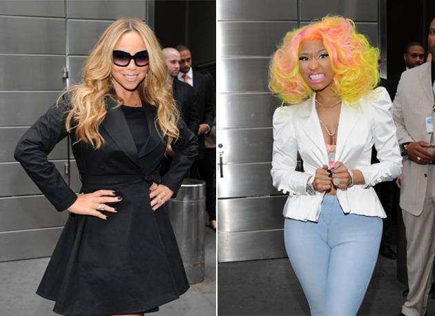 Will Nicki Minaj and Mariah Carey Duet on American Idol?
