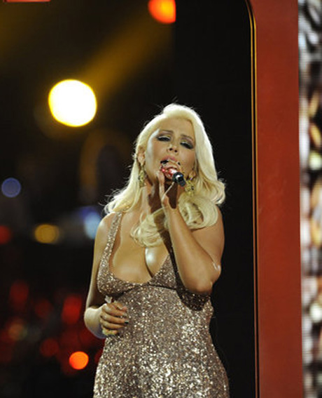 Christina Aguilera to Perform at Hurricane Sandy: Coming Together Benefit