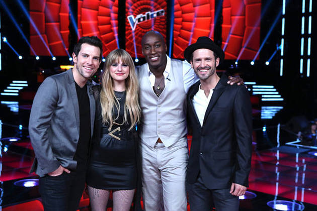 Who Won The Voice Season 2?