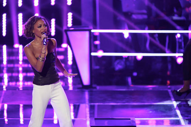 Who Did Amanda Brown Pick on The Voice Season 3?