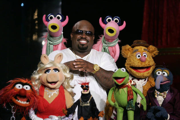 Cee Lo Green's 2012 Holiday Special to Feature The Muppets and Former Voice Contestants!