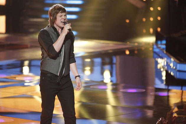 The Voice's Terry McDermott Talks Song Choice Strategy, Teases His Next Live Show Performance