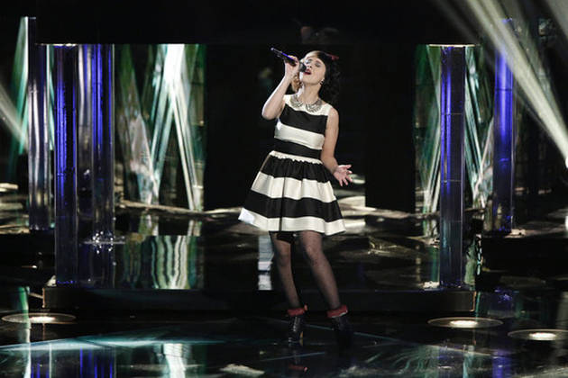 """The Voice's Melanie Martinez Reflects on Her Live Show Performance: """"I'm Happy That I Got It Over With"""""""