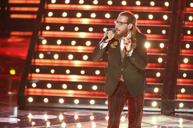 "Watch Nicholas David Sing Huey Lewis and the News' ""The Power of Love"" on The Voice Season 3 Live Shows, Nov. 12, 2012 (VIDEO)"
