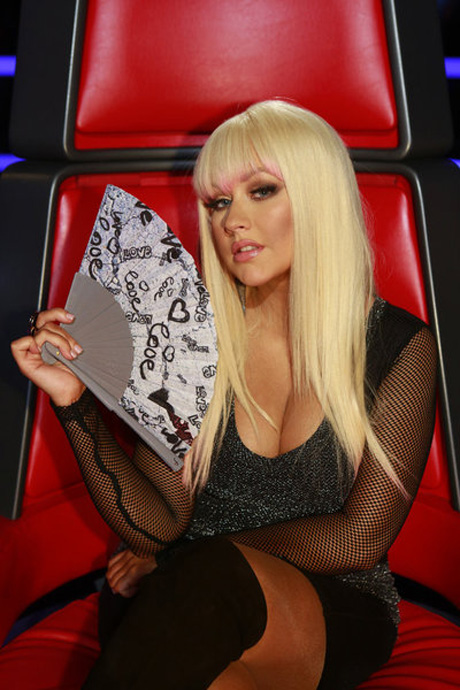 Why Is Christina Aguilera Off The Voice? You Asked, We Answered!