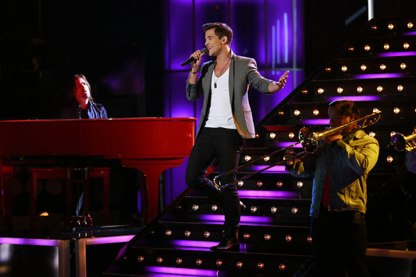 The Voice's Dez Duron Talks Being Christina's Last Man Standing and Tackling The Biebs — Exclusive