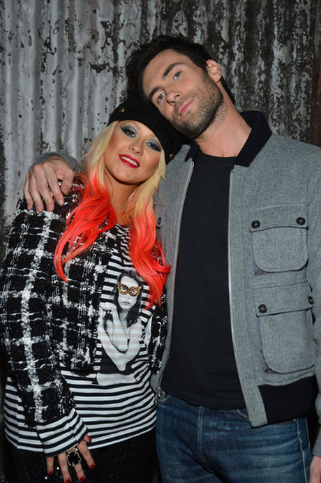 How Does Adam Levine Feel About Christina Aguilera? You Asked, We Answered!