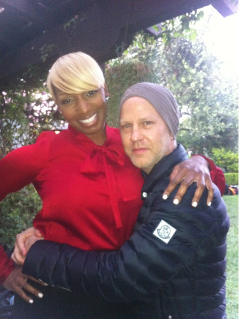 Ryan Murphy Forces NeNe Leakes to Eat WHAT?! (VIDEO)