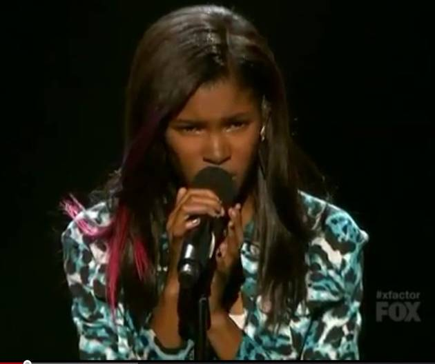 Watch All The Performances From X Factor Live Results Show Week 5 on Nov 29, 2012 (VIDEOS)