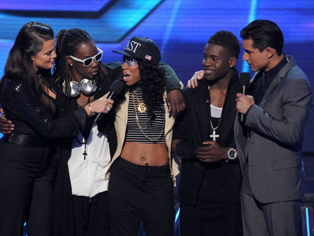 "Lyric 145 Shares Their Original X Factor 2012 ""Diva Week"" Track"