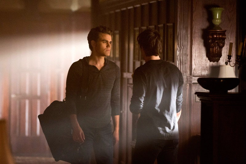 "Vampire Diaries Spoilers For Season 4, Episode 7: ""My Brother's Keeper"" — Will the Salvatores Bond Over Stefan and Elena's Breakup?"