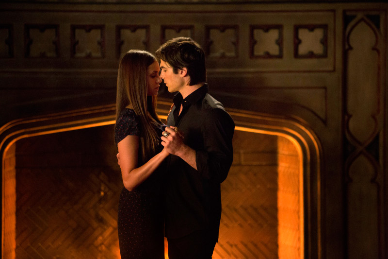 Vampire Diaries Season 4 Speculation: 5 Reasons Elena and Damon Should Get Together Right Now