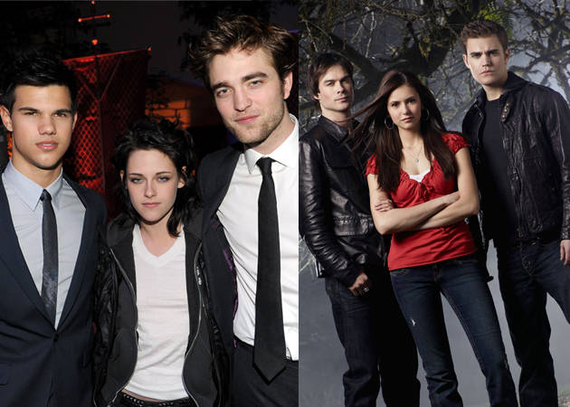 Vampire Diaries Creator LJ Smith on the Parallels Between Her Books and Twilight's Love Triangle