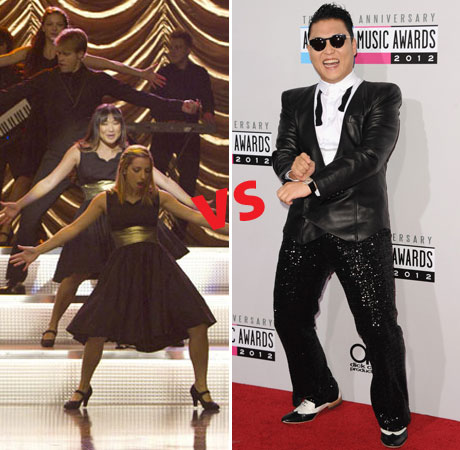 "Glee vs. PSY: Who Did ""Gangnam Style"" Best?"