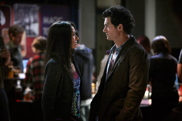 Do You Trust Professor Shane on The Vampire Diaries?