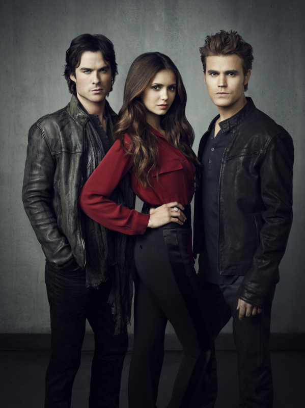 Vampire Diaries Nominated For Lots of 2012 People's Choice Awards: What Are They?